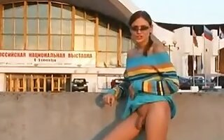 Hot Russian Transsexual Lola