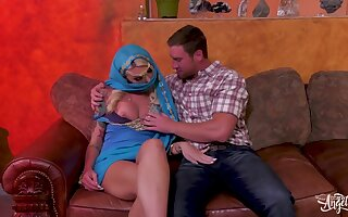 Connor Maguire & Aubrey Kate in Chilled, Thrilled, and Drilled - TransAngels