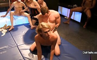 Ts Tasha Jones - Shemale Live Sex Orgy